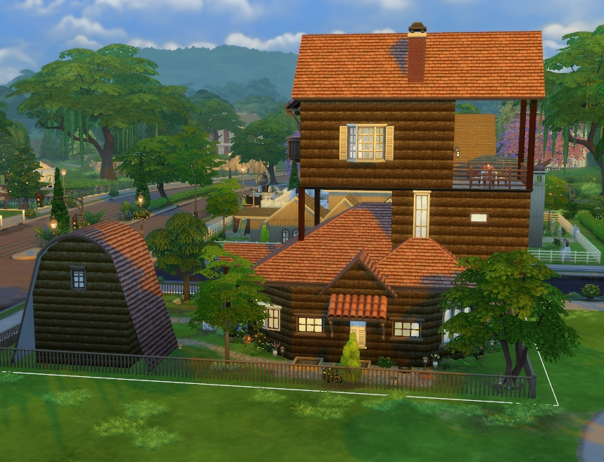 Mod the sims the burrow for Sims 4 meuble a telecharger
