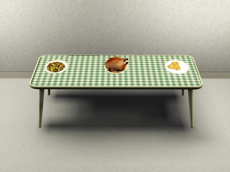Cheap Folding Table Buffet