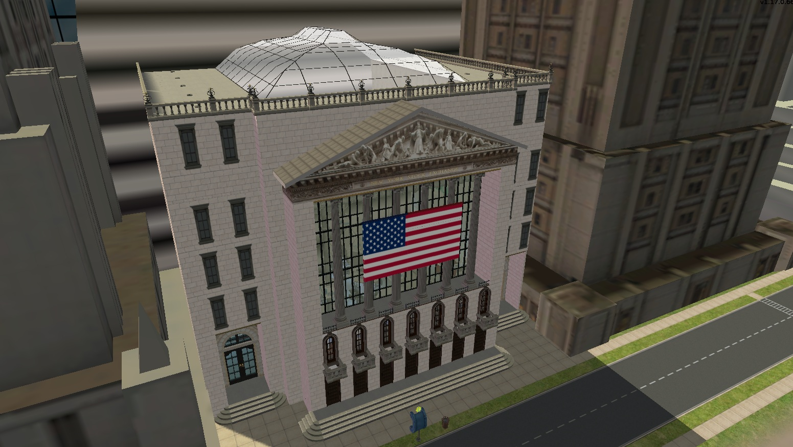 Mod The Sims New York Stock Exchange