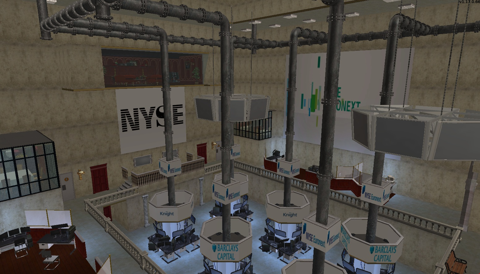 Mod The Sims - New York Stock Exchange