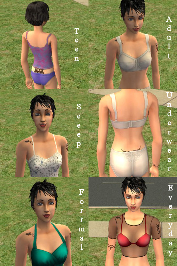 Mod The Sims Real Body