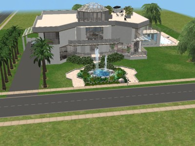 advertisement - Ultra Modern Luxury Homes