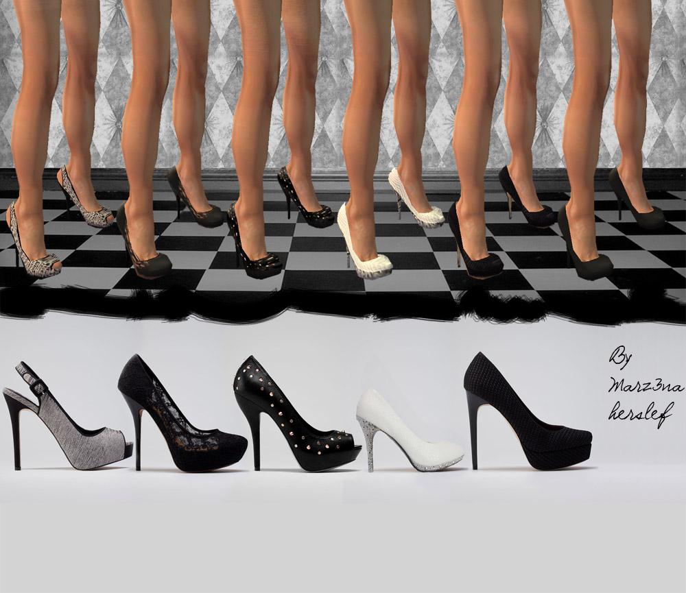 Best Sims  Cc Shoes