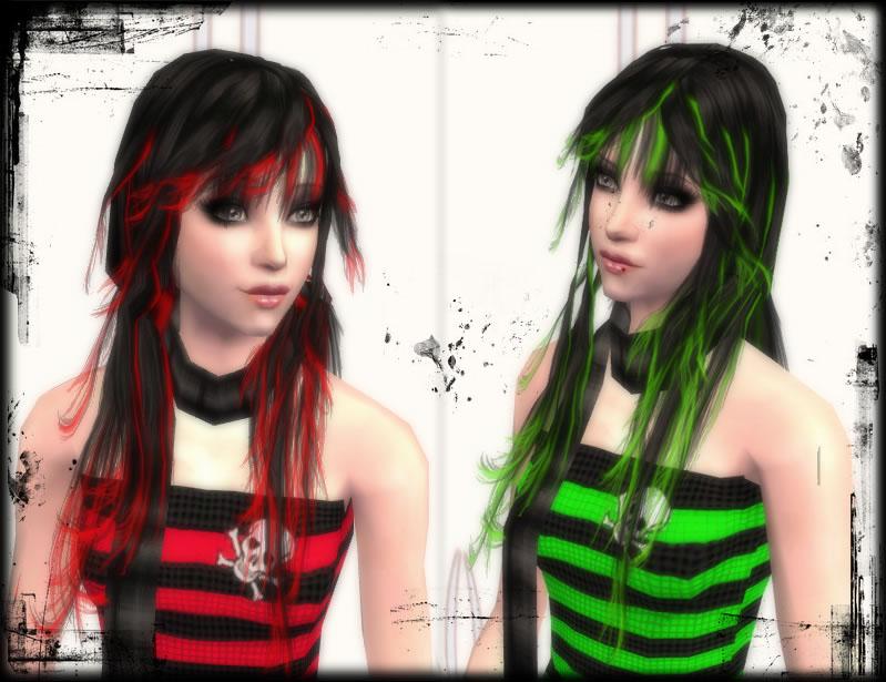 Mod The Sims - Downloads -> Create-a-Sim -> Hair