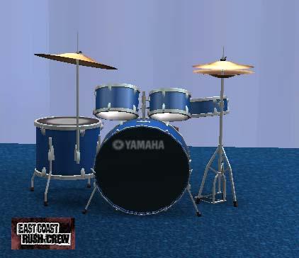 Yamaha Drum Parts