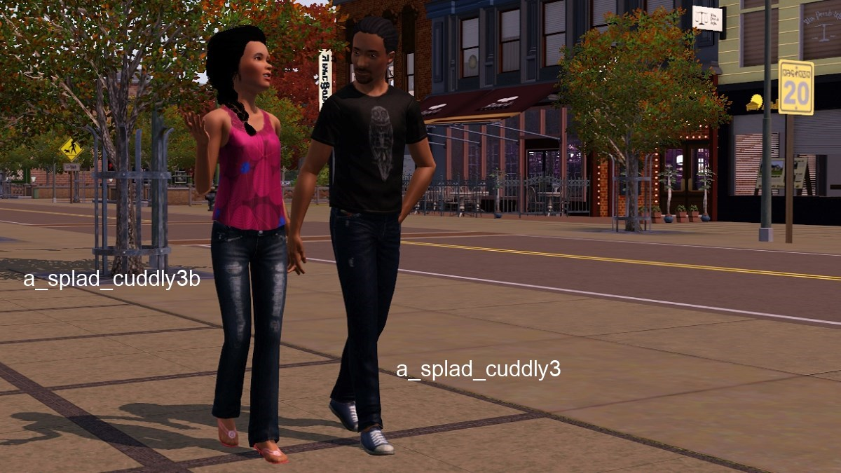 sims 3 holding hands pose