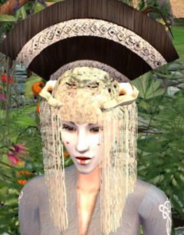 Mod The Sims 3 Hairstyle For Queen Amidala