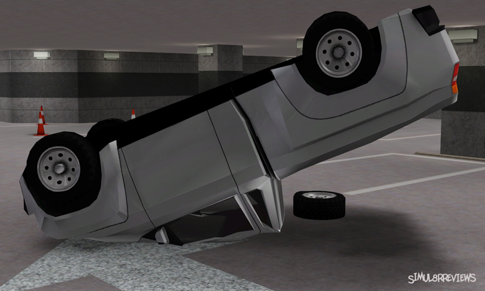 I Altered The Vehicle Making It As If Were In A Horrible Accident No Sims Harmed Well Maybe One P