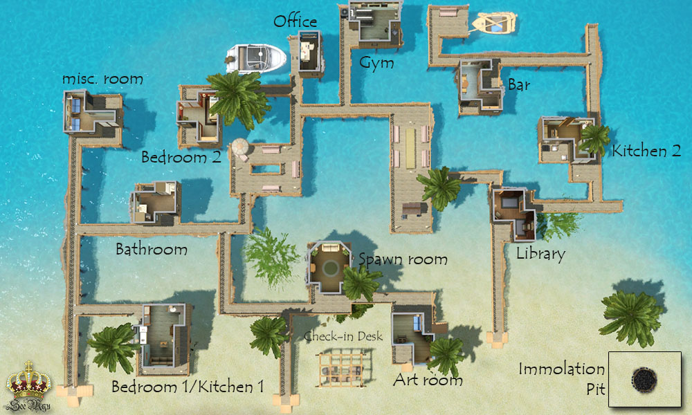 Mod The Sims Bora Shora Resort