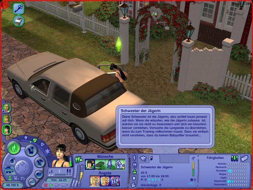 Mod The Sims - Teen career: The Key, based on Buffy - The Vampire ...