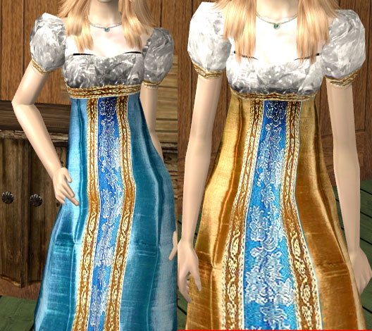 Mod The Sims Realistic Russian Dresses