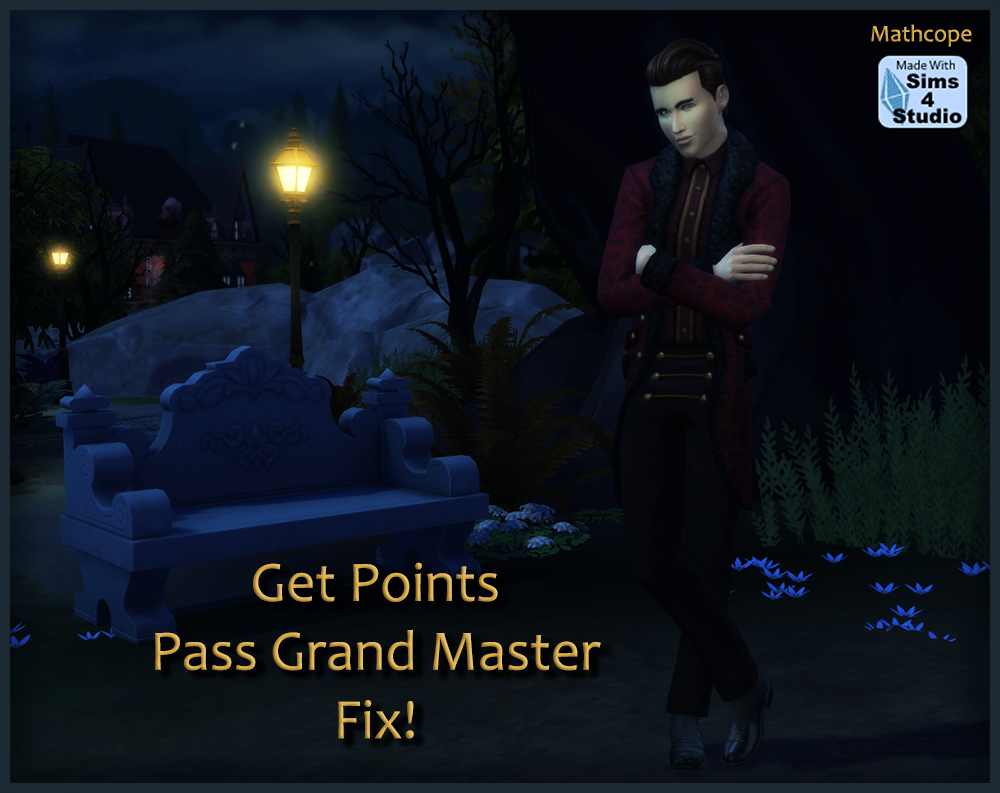 Mod The Sims - Vampires Bug Fix