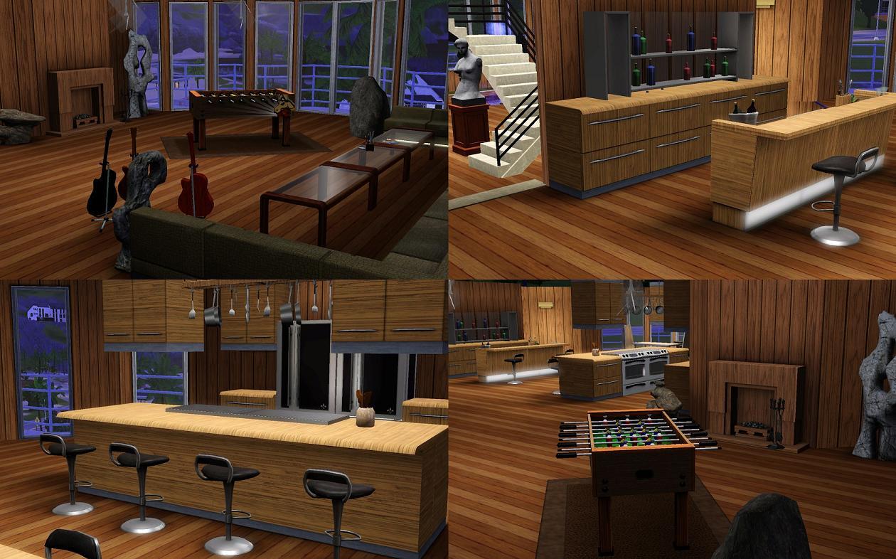 Tony Stark S Living Room Living Room