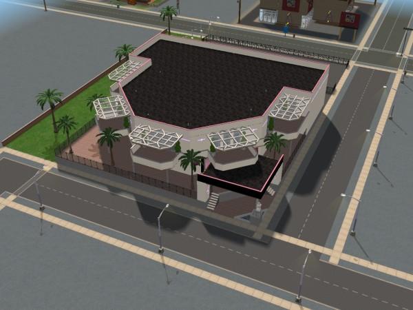 mod the sims the malibu club. Black Bedroom Furniture Sets. Home Design Ideas
