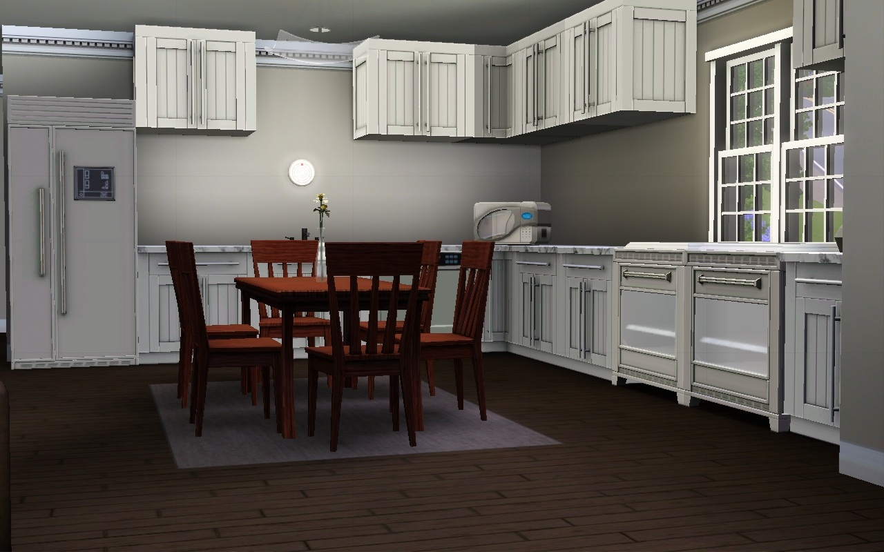 Sims 3 Kitchen Mod The Sims 3 Sun Song Ave
