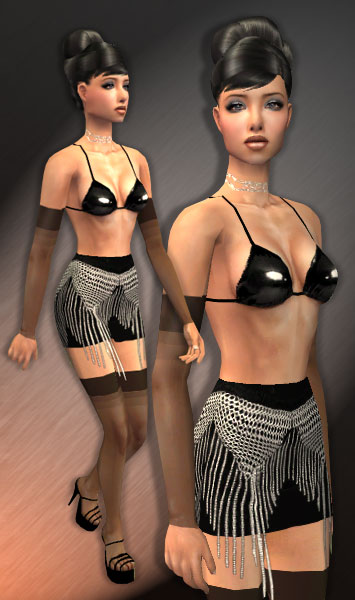 Sims2 skins erotic clothes