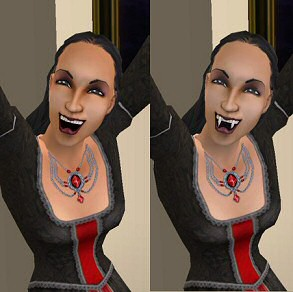 Sims 2 dating a vampire
