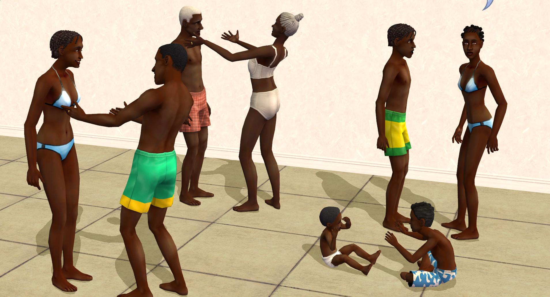 The sims castaway nude patch nackt photos
