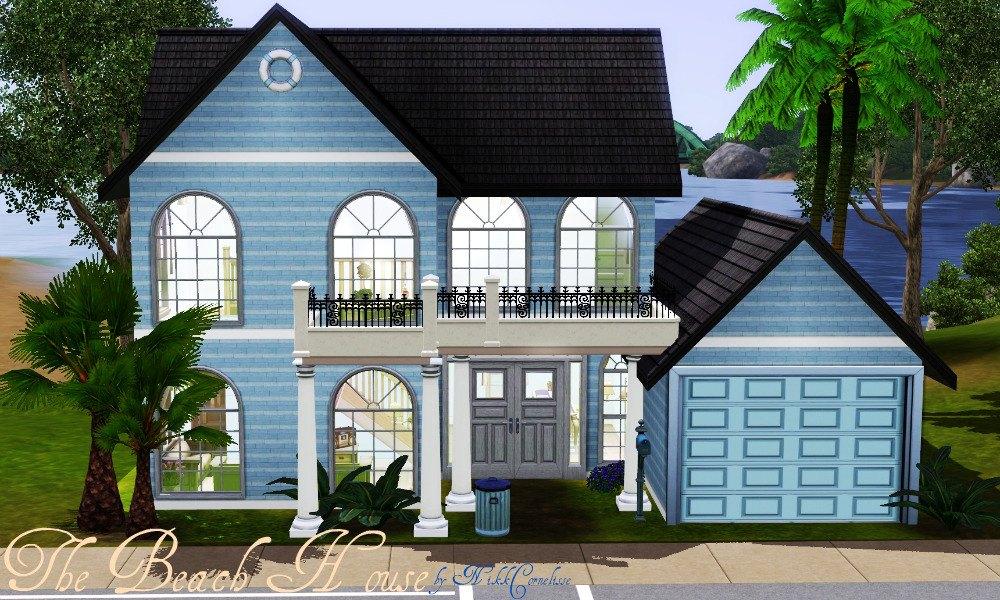 Mod The Sims Beach House