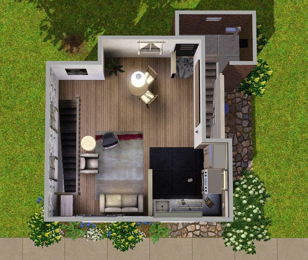 The Little Modern House