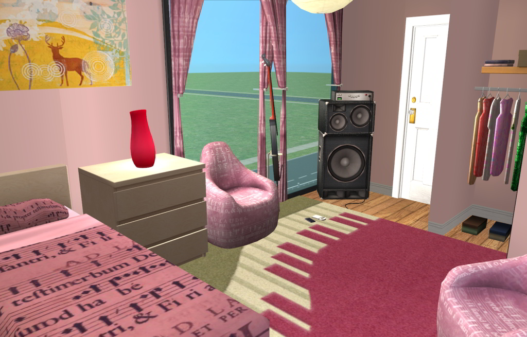 Decorating Ideas > Mod The Sims  St Johns University Dorm ~ 164505_Sims 3 Dorm Room Ideas