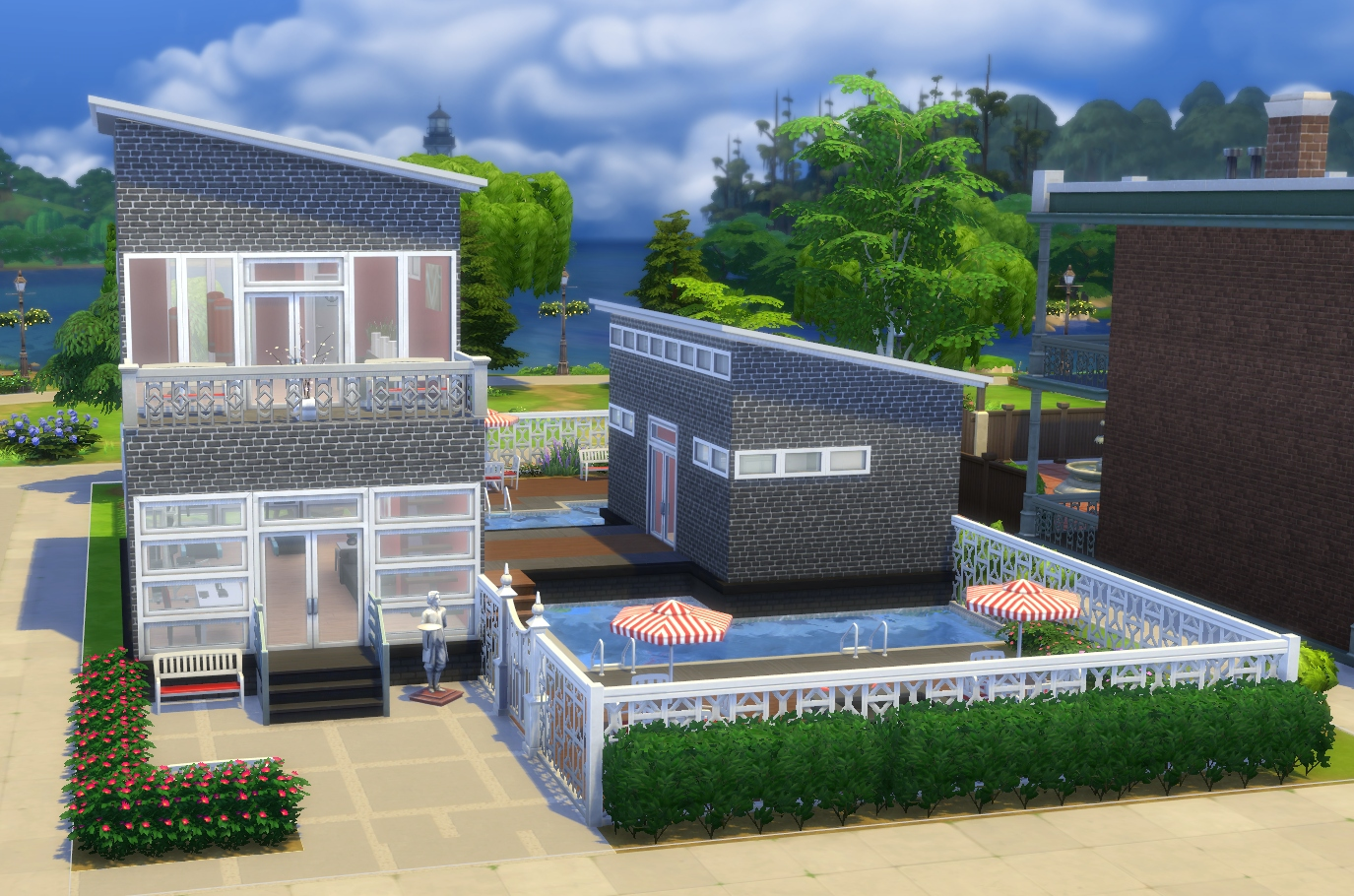 how to download cc lots for sims 4