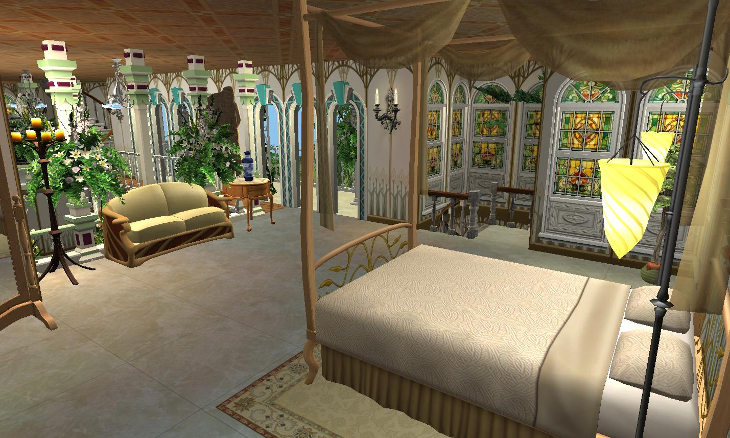 Mod The Sims Rivendell The Last Homely House East Of The Sea No Cc