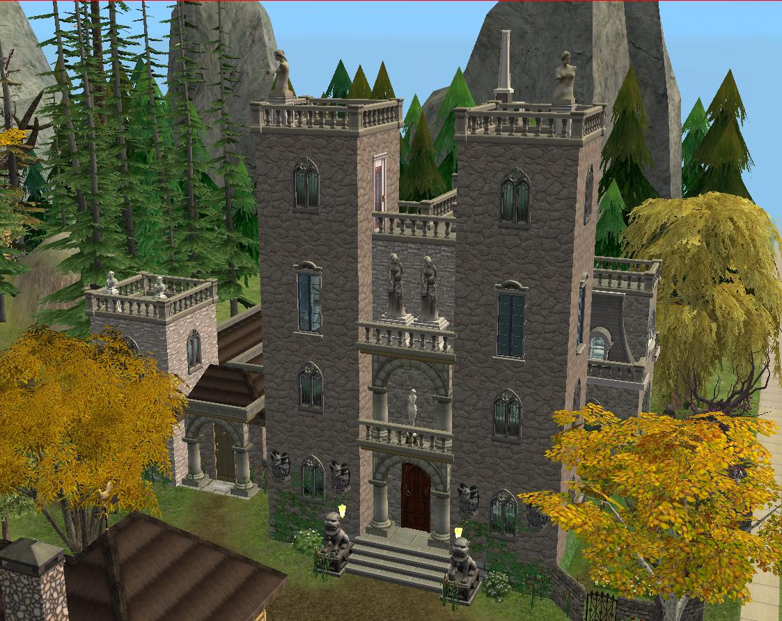 Mod The Sims - Westfall Kingdom-A Complete, Self-Contained ...