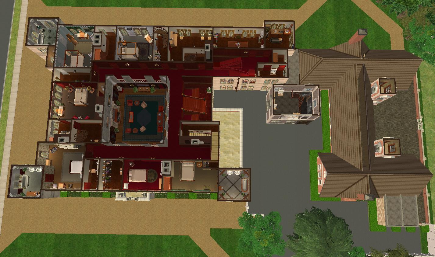 534461 on Medieval Castle Floor Plans