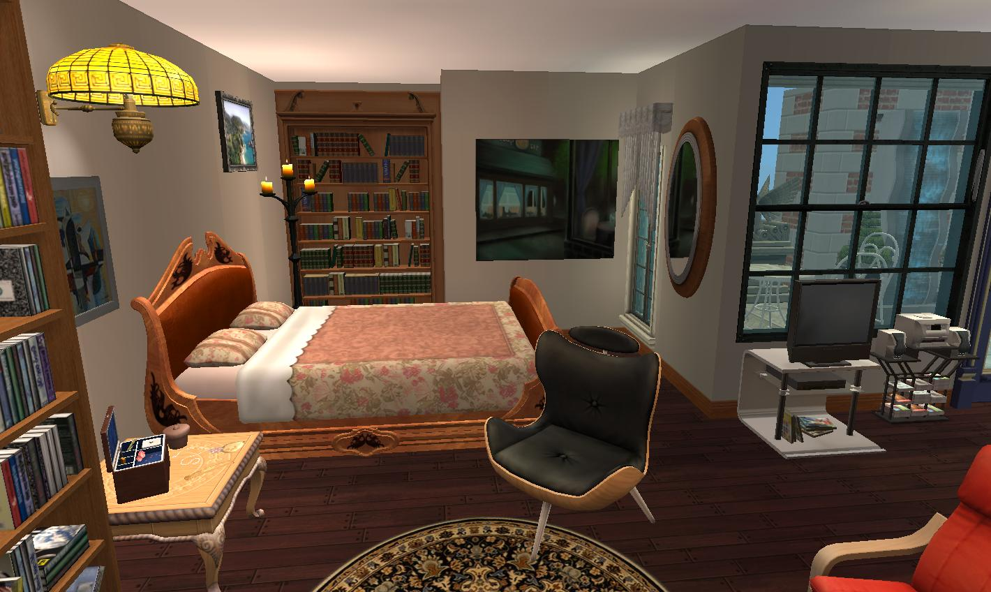 Mod The Sims Schinasi Mansion June S House Neal S