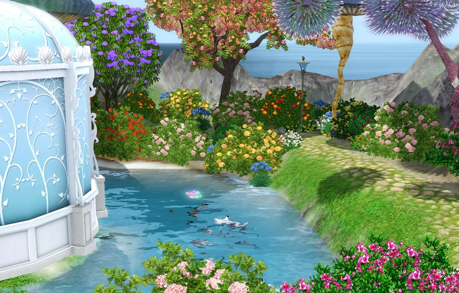 Mod The Sims - Secret Fairy Hangout