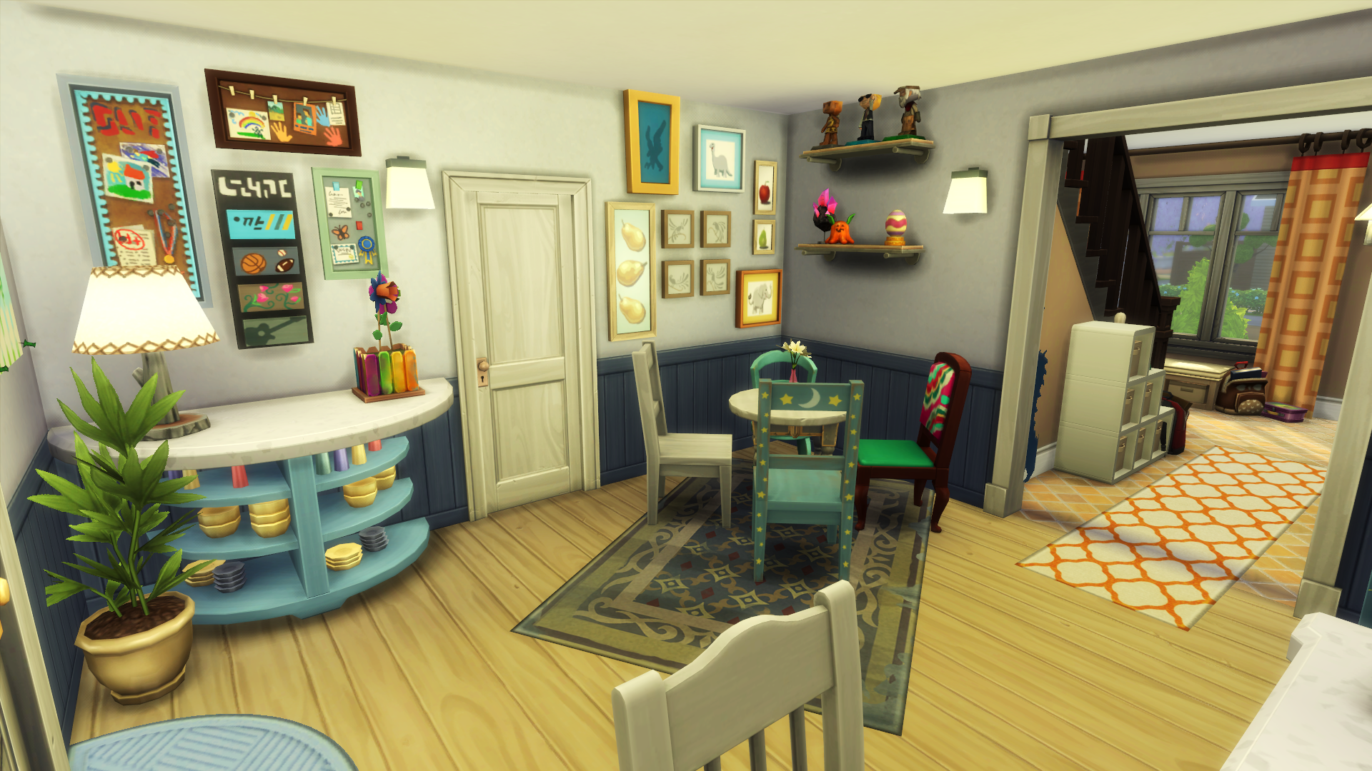 Image Of Sims 4 Kitchen Ideas No Cc THE SIMS 4 RENOVATION 17