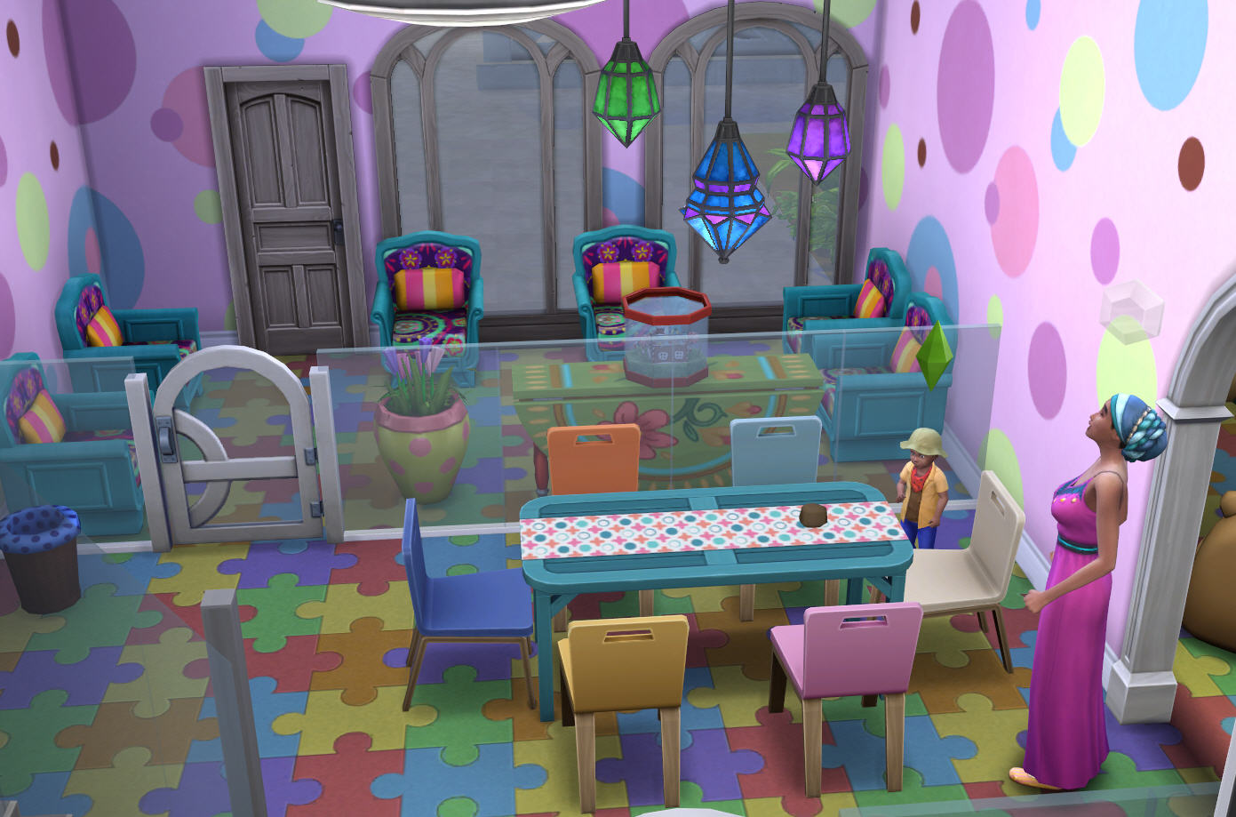Mod The Sims Havisham House Day Care Windenberg