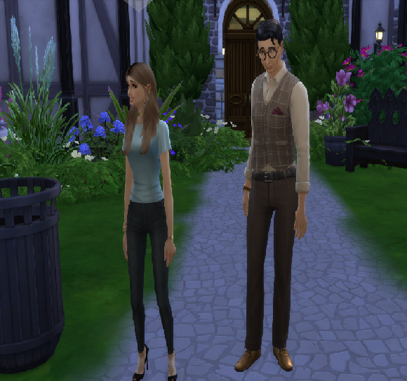 Mod The Sims - Height Slider