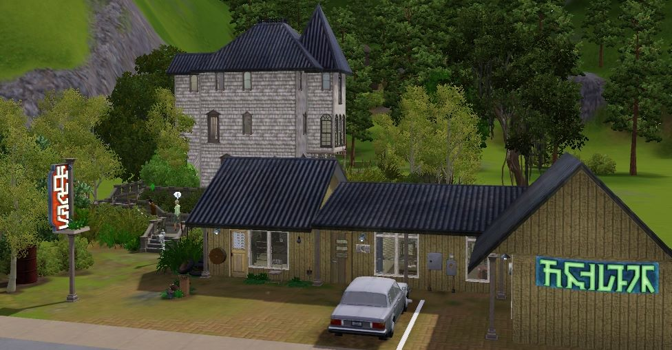 Mod The Sims Bates Motel You D Be Mad Not To Buy It