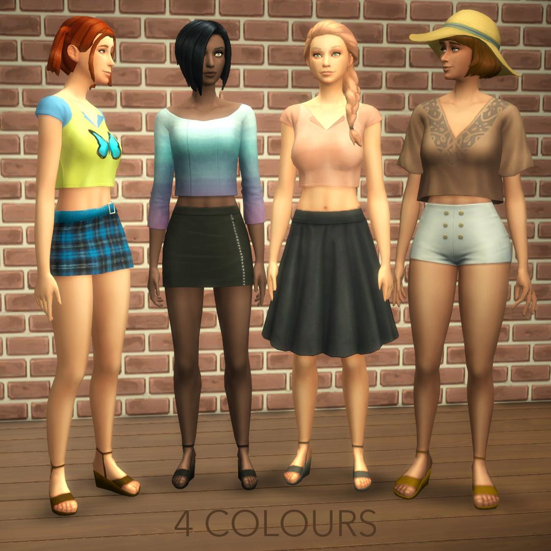 Моды для симс 3 в формате package прически