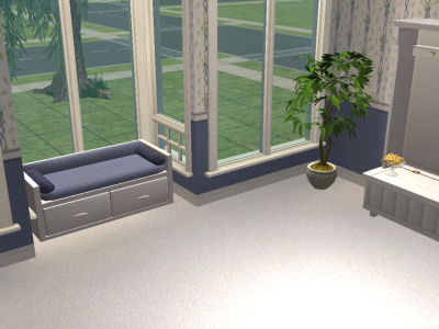 Window Seat Height mod the sims - classic window seat **updated 07/10**