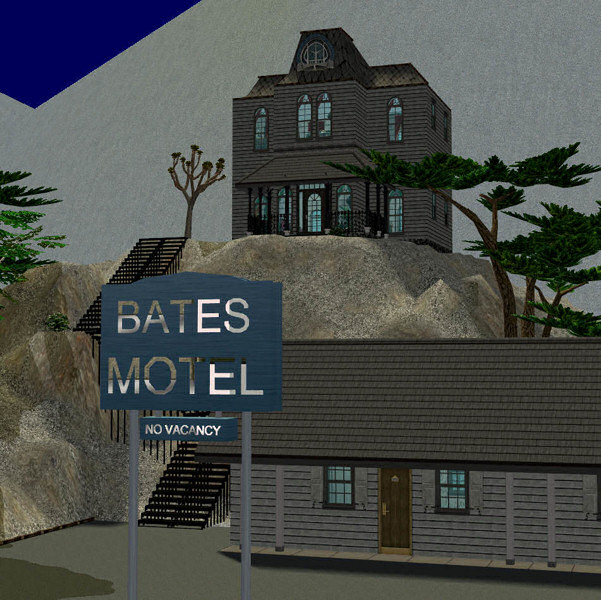 Mod The Sims The Bates Motel Bv Version