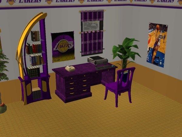 Lakers Bedroom Ideas