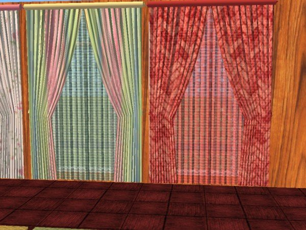 Curtain matching
