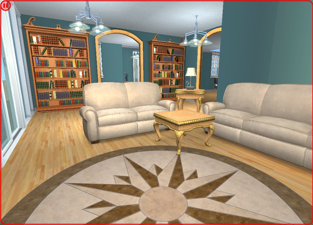 Mod the sims pine lake house for Living room 4x5