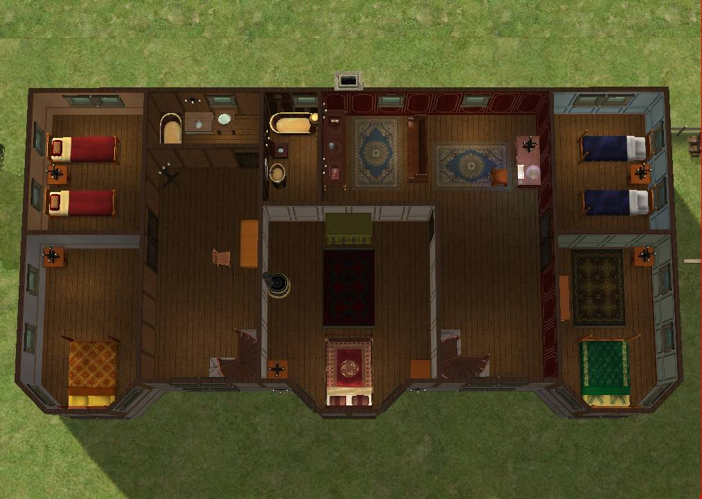 Mod The Sims Serfs Lord Manor Amp Hovel Apartments