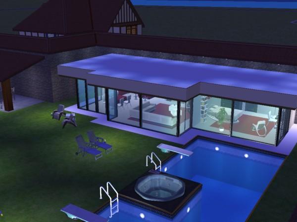 Mod the sims grand designs the garden house no cc for Garden design sims 4