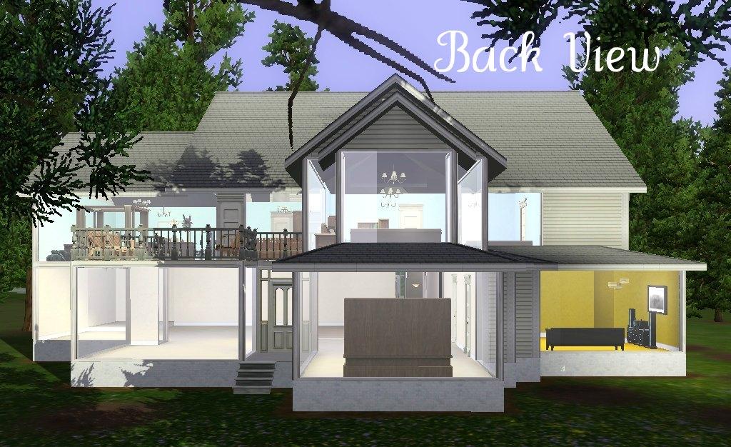 Floor Plans For Edward And Bellas Cottage Twilight 2015