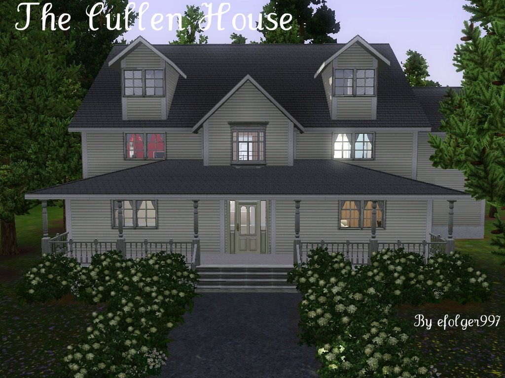 Twilight cullen house for sale perfect how to transform for Twilight cullen house
