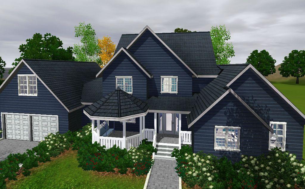 Mod The Sims Cape Cod Classic