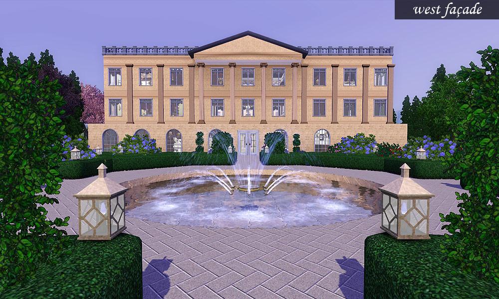 Pemberley estate