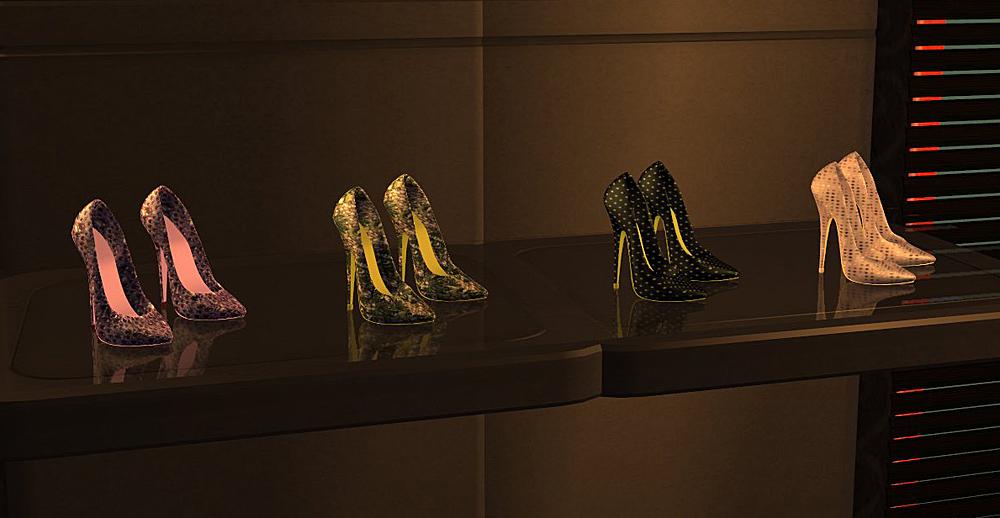 Cinderella Shoes Shop Game