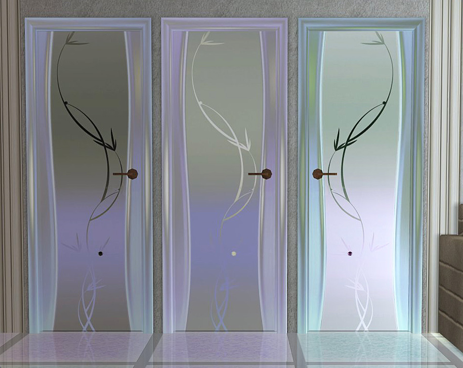 modern bedroom doors, Bedroom decor