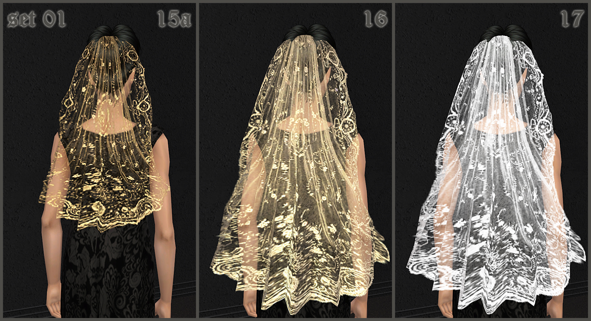 Sims 4 Wedding Veil.Mod The Sims Fashion Story From Heather Wedding Charm Of Gothic